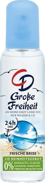 CD Große Freiheit Deospray (150ml)