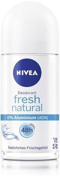 Nivea Fresh Natural Deodorant Roll-on (50 ml)