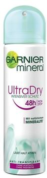 Garnier Women Mineral Ultra Dry Deodorant Spray (150 ml)