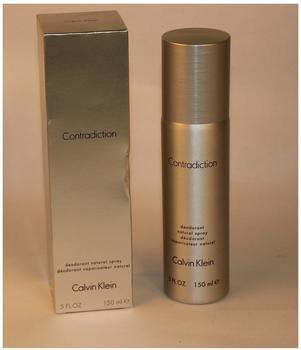 Calvin Klein Contradiction Deodorant Spray (150 ml)