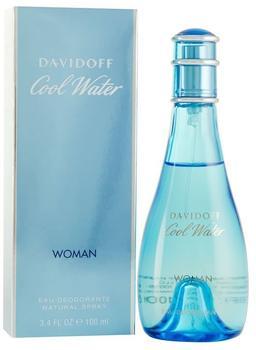Davidoff Cool Water Woman Deodorant Spray (100 ml)