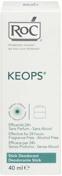 Roc Keops Deodorant Stick (40 ml)