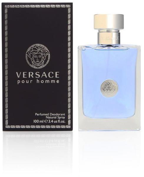 Versace pour Homme Deodorant Spray (100 ml)