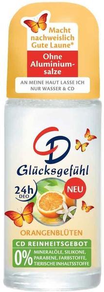 CD Glücksgefühl Orangenblüten Deo Roll-On (50 ml)