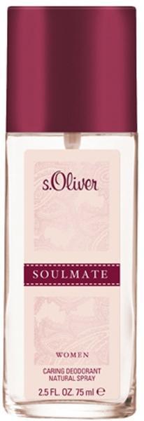 S.Oliver Soulmate Women Deodorant Spray (75 ml)