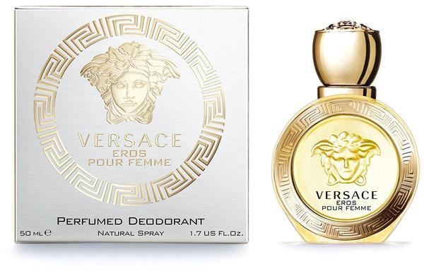 Versace Eros pour Femme Deodorant Spray (50ml)