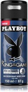 Playboy King Of The Game Deodorant Bodyspray (150ml)