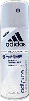 Adidas Adipure Anti-Perspirant Deodorant Spray (150ml)