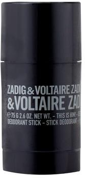 Zadig & Voltaire This is Him Deodorant Stick (75g)