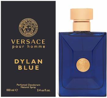 Versace Dylan Blue Deodorant Spray (100ml)