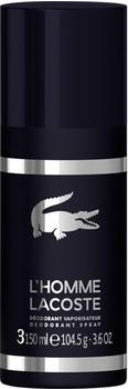 Lacoste L'Homme Deospray (150ml)