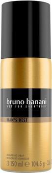 Bruno Banani Man's Best Deo Spray (150ml)