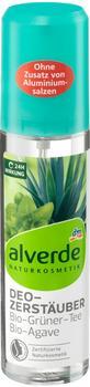 Alverde Deo-Zerstäuber Bio-Grüner Tee & Bio-Agave (75ml)