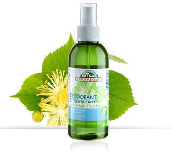 Corpore Sano Linden and Sage Deodorant Spray (150 ml)