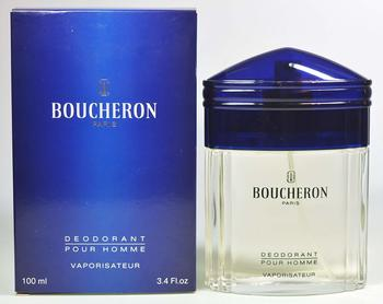 Boucheron pour Homme Deodorant Spray (100 ml)