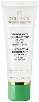 Collistar Multi.Active Deodorant 24 hours roll-on (75ml)
