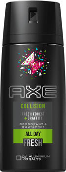 Axe Collision Fresh Forest + Graffity (150ml)
