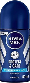 Nivea Men Men Protect & Care Deo Roll on (50ml)