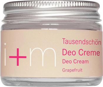 i + m Naturkosmetik Tausendschön Deo Creme (50 ml)