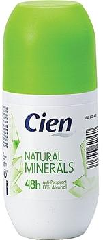 Cien Natural Minerals with Aloe Vera Antitranspirant