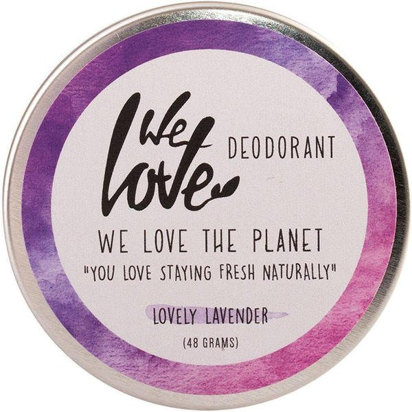 We Love The Planet Deo Cream Lovely Lavender (48 g)