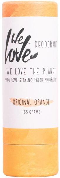 We Love The Planet Forever Original Orange Deo Stick (65 g)
