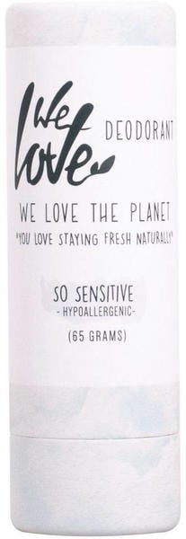 We Love The Planet Forever So Sensitive Deo Stick (65 g)