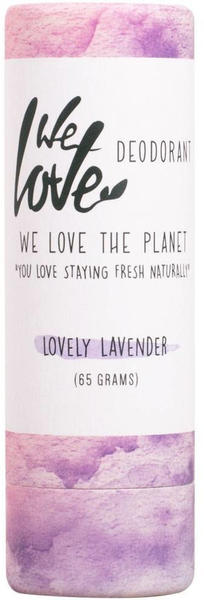 We Love The Planet Forever Lovely Lavender Deo Stick (65 g)
