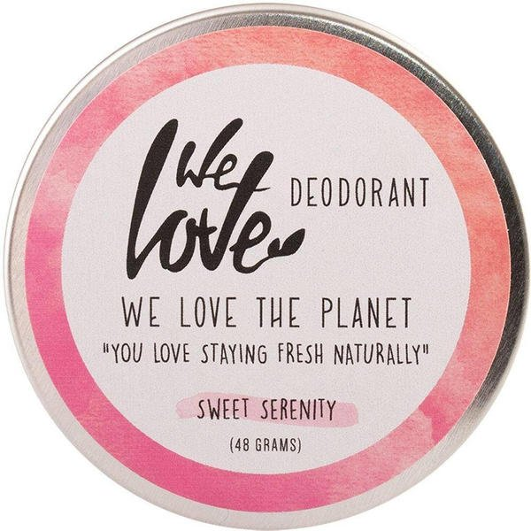 We Love The Planet Deo Cream Sweet Serenity (48 g)
