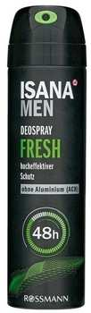 Isana Men Deospray Fresh