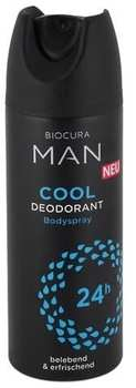Biocura Man Cool Deodorant Bodyspray