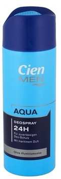 Cien Men Aqua Deospray 24H