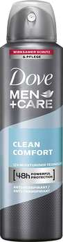 Dove Men+Care Clean Fresh Deodorant Spray 150 ml