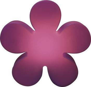 8 seasons Shining Flower 60 cm pink (32425)