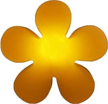 8 seasons Shining Flower Gelb 60 cm (32271)