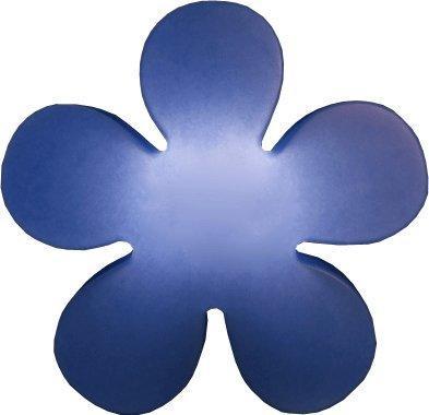 8 seasons Shining Flower 60 cm blau (32276)