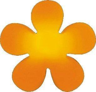 8 seasons Shining Flower Orange 60 cm (32275)
