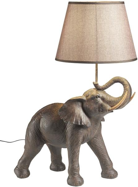 KARE Lampada da tavolo Elephant Safari (32775)