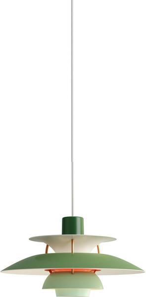 Louis Poulsen PH 5 Mini grün