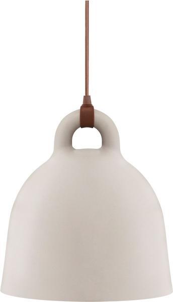 Normann Copenhagen Bell Lamp Medium schwarz