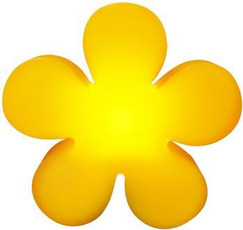 8 seasons Shining Flower 40 cm gelb