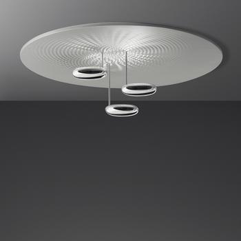 artemide-droplet-soffitto-led-2700k-chrom