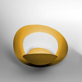 artemide-pirce-micro-parete-led-3000k-gold