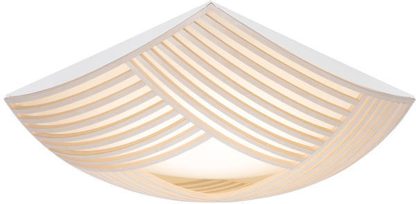 Secto Design Kuulto 9100 Wand- Deckenleuchte Birke natur