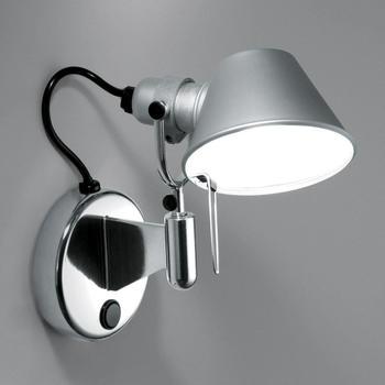 artemide-tolomeo-micro-faretto-led-2700k-mit-schalter-aluminium
