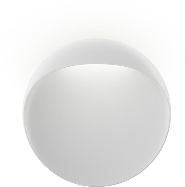 Louis Poulsen Flindt LED Wandleuchte Ø 30 cm 3000K weiß