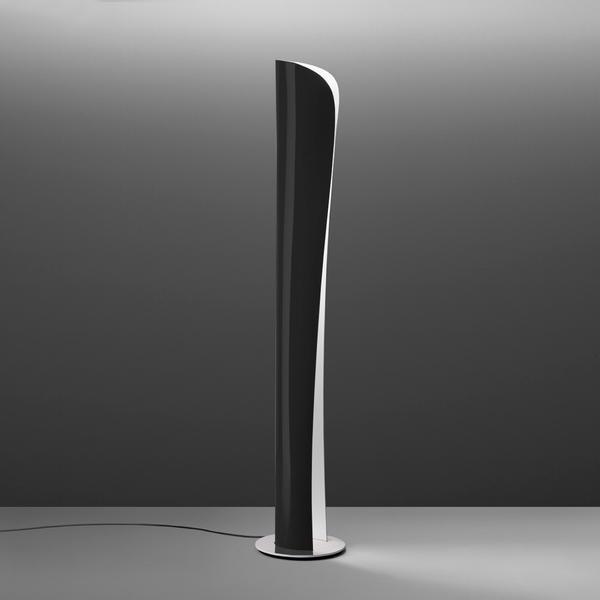 Artemide Cadmo Terra LED 2700K schwarz weiß