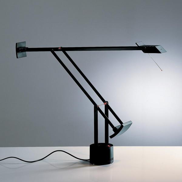 Artemide Tizio LED Tavolo 2700K schwarz