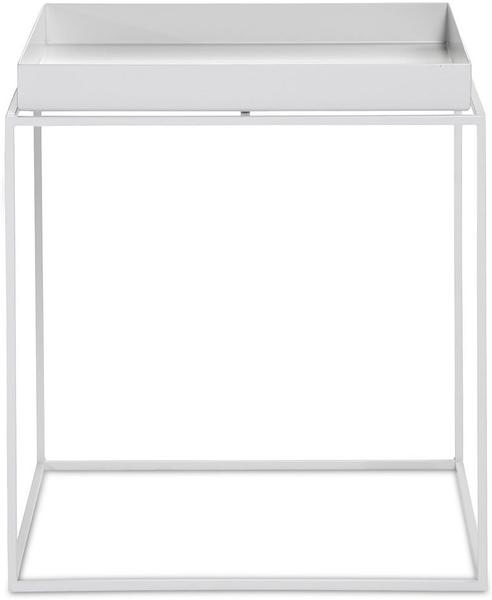 HAY Tray Table 40x40cm weiß