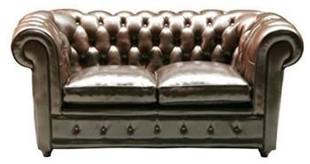 KARE Sofa Oxford 3-Sitzer Vintage Eco